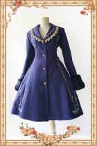 Infanta*Cinderella*Embroidered Lolita Coat