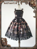 Infanta*Robot Doll Steam punk* Lolita Jsk dress
