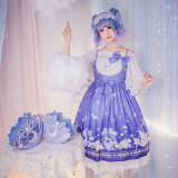 The Stars Praise  Printing Sweet Lolita JSK Dress Version Ⅱ