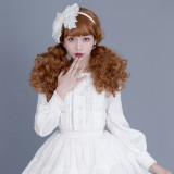 Daliy Wear Sweet Long Sleeve Lolita Blouse