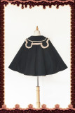 Infanta*Preppy Style Bears Ear Cloak /Lolita Cape