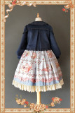 Infanta*Little Puff*Short version Lolita Jacket