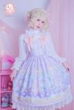 The Ballet Rabbit*Printing Sweet Lolita JSK Dress