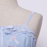 Doll Paradise ~The unicorn~Printing Daily Sweet Lolita JSK Dress