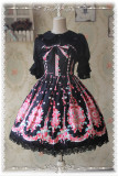Infanta*Strawberry cook*Sweet Lolita Jumper Skirt