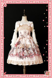 Infanta*Candy town*Printing Sweet Lolita Jsk Dress