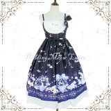 The Stars Praise  Printing Sweet Lolita JSK Dress Version Ⅱ