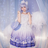 The Stars Praise  Printing Sweet Lolita JSK Dress Version Ⅰ