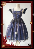 Infanta*Cat cross*Lolita Jimper Skirt In Stock