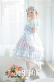 Mr.fox*The cat girl*Sweet Lolita OP Dress