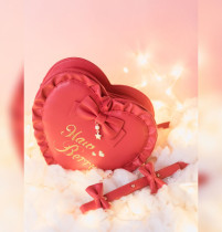HawBerry *Embroidered Heart lolita Bag