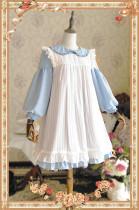 Infanta*Doll's suit*Unicolor Lolita OP dress