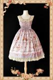 Infanta*The little squirrel pick berries* Lolita Jsk dress