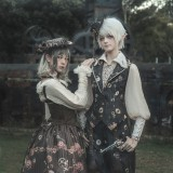 Infanta*Robot Doll Steam punk* Lolita Jsk dress