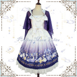 The Stars Praise  Printing Sweet Lolita JSK Dress Version Ⅰ