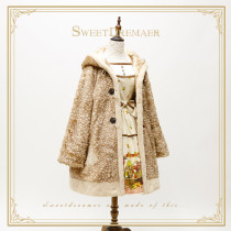 The shepherd valleys~The Deer Lolita Fur Coat
