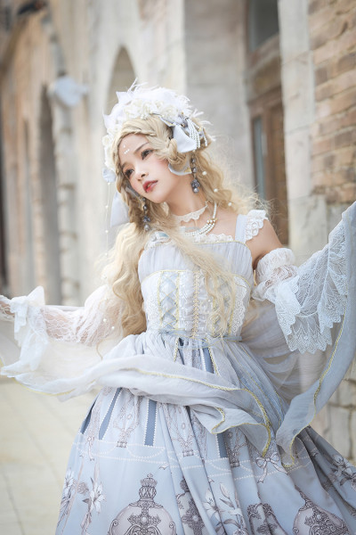 Piano music of the wind~Daliy Elegant Lolita Accessories