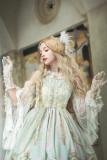 Piano music of the wind~Daliy Elegant Lolita Jumper Skirt