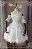 Ballet Style~Unicolor Daily Lolita dress