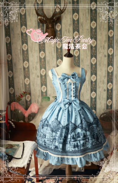 Dress workshop~Printing Daily Lolita Jsk dress