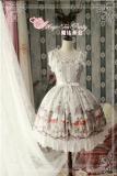 Musicians from Bremen~Printing Daily Lolita JSK Dress