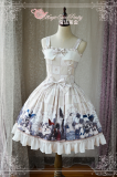 War of Thrones~Printing Sweet Lolita Jsk dress Version Ⅰ