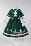 Alice girl~Cross Choir Lace Lolita OP Dress Pre-order