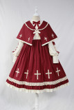 Alice girl~Cross Choir Lace Lolita OP Dress Pre-order