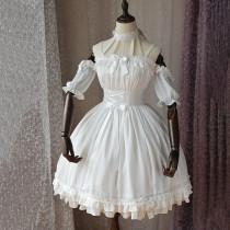 Ballet Style~Unicolor Daily Lolita dress