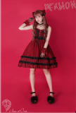 Arca et Ovis*Little Deamon* Gothic Lolita Jumper Skirt In Stock