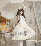 The old dream~Court Vintage Lolita Jsk Dress