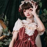 2019 S/S Chiffon Daily Lolita Short Sleeve Blouse