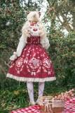 Owl ~Printing Lolita JSK Dress