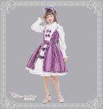 Miscellaneous Dress~Printing Daily Lolita Jsk Dress