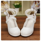 【 Angelic imprint】Sweet Princess Lolita shoe
