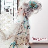 Winter Sweet~Qi Lolita OP Dress