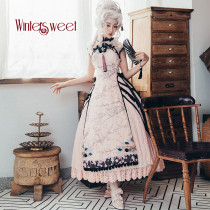 Winter Sweet~Qi Lolita Jsk Dress
