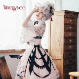 Winter Sweet~Qi Lolita OP Dress