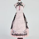 Winter Sweet~Qi Lolita Jsk Dress