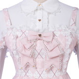 Magic tea party~Print Lolita Jsk Dress