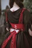 SIKA LOLITA~Qi Lolita Jumper Skirt