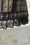 The stained Windows of the church~Gothic Lolita Jumper Skirt