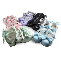 Custom fashion lolita princess shoes