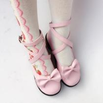 Lolita Custom Princess shoes with low heels