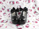 Lolita and Cosplay Simple Shoe