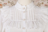 Sweet Lolita Stand collar  Blouse for Autumn