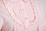 Lovely Doll Lolita blouse with leg-of-mutton