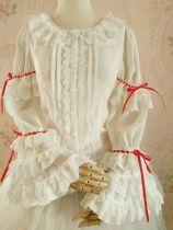 Vintage princess Lolita Hime Blouse