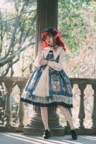 The stars of the chapter~Lolita jsk dress verison 2