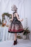 The stars of the chapter~lolita jsk dress version 1
